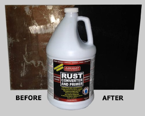 Top 10 Best Rust Converter Reviews: Which One To Choose in 2019?