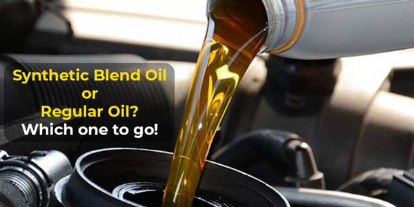 synthetic blend oil vs regular oil