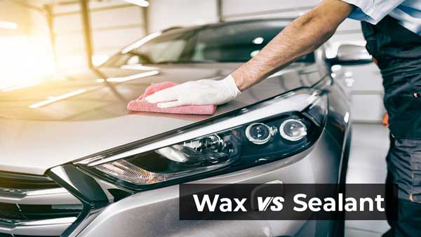 Wax vs Sealant