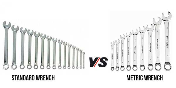 Standard Vs  Metric Wrench: Know The Difference with VIDEO