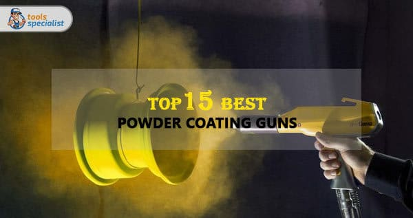 Best Powder Coating Gun