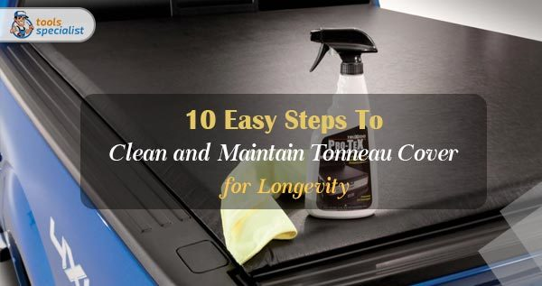 how-to-clean-tonneau-cover