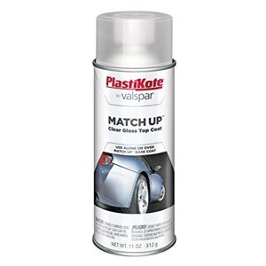 PlastiKote 1000 Universal Clear Coat Automotive Touch-Up Paint
