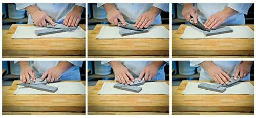 How to Sharpen Your Knife with a Whetstone