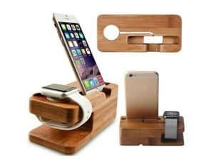 Wooden Accessories for Electronics